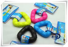 pet accessories natural rubber pet toys