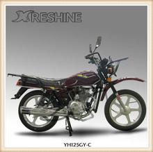 Popular Chongqing motorcycle 125cc moped motorbike
