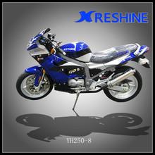 powerful engine 250cc racing cheap chinese motorcycle (hero 250)