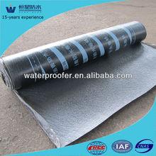 Polyester or fiber-glass reinfoced 10meters per roll 3mm 4mm sbs waterproofing asphalt membrane