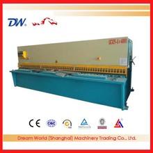 INT'L Brand-SLMT hydraulic Metal Sheet Cut , plate hydraulic shearing machine
