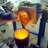 1kg-50kg mini gold melting furnace
