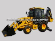 cheap backhoe loader new backhoe loader with CE ISO TUV EPA