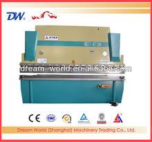 Best-Selling WC67Y plate bending machine , plate cnc hydraulic bending machine , sheet cnc hydraulic bending machine