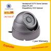 Top Sale !! Sony CMOS 1/3'' IR CUT 600tvl cctv camera / Security Dome Camera