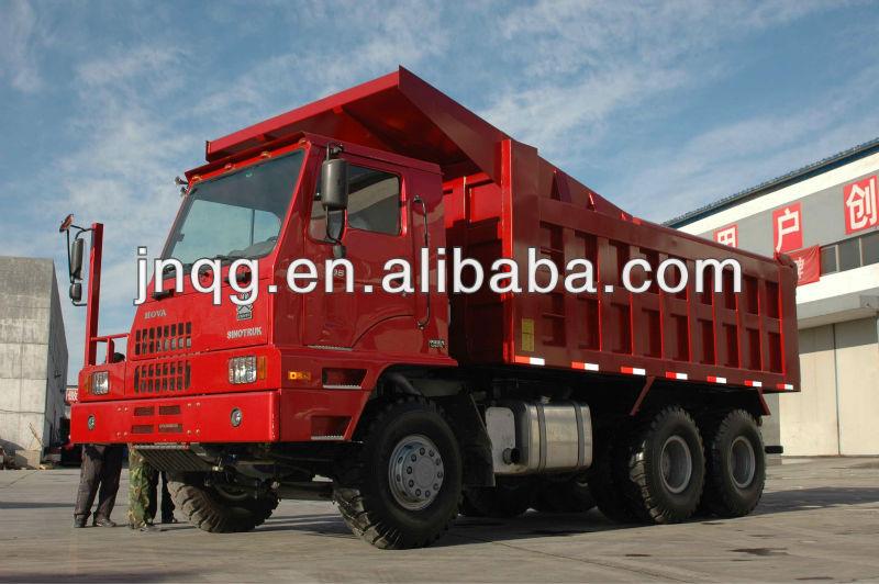 Howo 6x4 Mine Dump Trucks