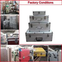 Hight quality fashion custom design aluminum tool box