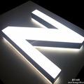 New style! Mini acrylique décorative alphabet lettres