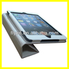 pu trifold leather case for Apple iPad Mini Tablet Black(Automatically Wakes and Puts the iPad Mini to Sleep)
