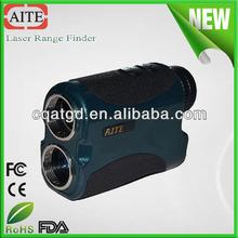 6*24 china Pocket mini golf course digital distance snesor with laser golf range finder