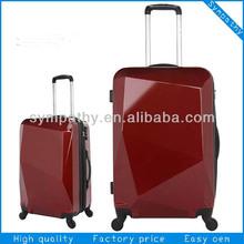 "2014 Diamond Surface 4 Wheels Luggage - 20"""