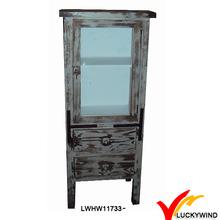 antique pc slim wood key cabinet home
