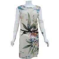 new ladies fashion dress 2014 design