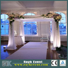 wedding decoration of Multi Use square tent pipe and drapes 2