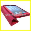 2014 Newest Cover for iPad Mini case,pu trifold leather Case for iPad Mini 2