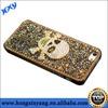 3d bling phone case,Diamond SKull Case For iPhone 5