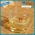 Guinness or, impression de logo sur mesure de marque produits de vente chauds en vrac potable. oeufs, d'alcool en verre