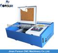 Estampilla del laser máquina de sello de goma del laser máquina de grabado