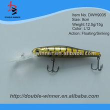 Top grade DW9035 blank fishing lures