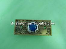 metal doorbell switch