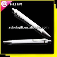 metal ball pen with printing or laser engraving logo