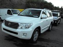 Toyota Land Cruiser 200 4.0 petrol A/T GXR