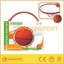 basketball ring set China manufacturer basketball pole