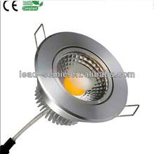 led false ceiling light cob 5w water proof