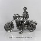 Resin motorcycle model