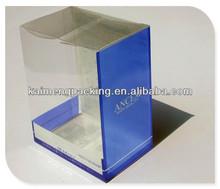 china manufacturer pet/pp/pvc printing folding boxes