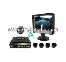 3.5 inch wireless video parking sensor