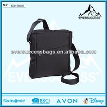 Trendy Men' s Plain Shoulder Bags for Tablet Pad(ESD-SB036)