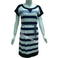 2014 new design ladies dress