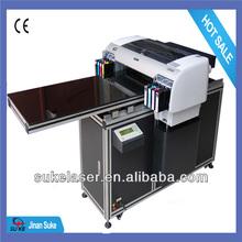 uv led flatbed printer signs printing machine