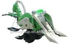 mini wheel type combine harvester4LZ-0.3