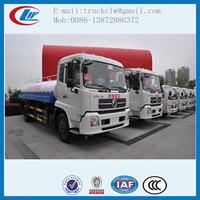 16000 Liter Water Tender Trucks, Water Sprinkler tank Truck 3000L-36000L For Sale