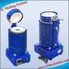 1-4kg metal furnace 220V gold melting furnace,mini induction melting furnace
