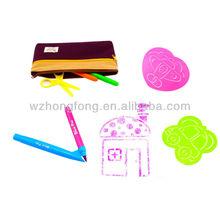 Magic spray water color pen (blow color pen )