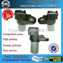 China wholesale market Crankshaft position sensor for Hyundai/Kia car spare parts OEM NO.:340 220002001