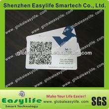 Hotel Door Lock Manufacturer Plastic LF/ HF Contact Access Control Hotel Smart Card