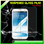 New Arrival!! For Samsung N7100 Anti-scratch Tempered Glass Screen Protector /Screen Guard