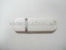 OEM White plastic usb stick, blank usb flash drive, bulk cheap 1gb,2gb,4gb,8gb,16gb,32gb,64gb plastic usb memory stick free logo