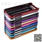 Classical Cleave case Aluminum Metal Bumper For iPhone 5s two side