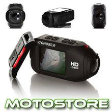 NEW DRIFT HD GHOST ACTION HELMET CAMERA 1080P MOTORCYCLE SKI MTB SPORTS BIKE CAM NEW