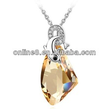 2014 fashion necklaces jewelry clay
