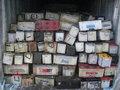 Durchlässigen führen autobatterie fetzen( Regen) bei USD $400 pro tonne cif