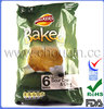 Customized printing polythene plastic bags for food