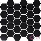 2014 new Ceramics tiles Porcelain hexagonal honeycomb type Mosaic AXC003