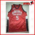 el último uniformes de baloncesto para las mujeres