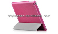 Newest cheapest leather case for ipa3/ipad 5